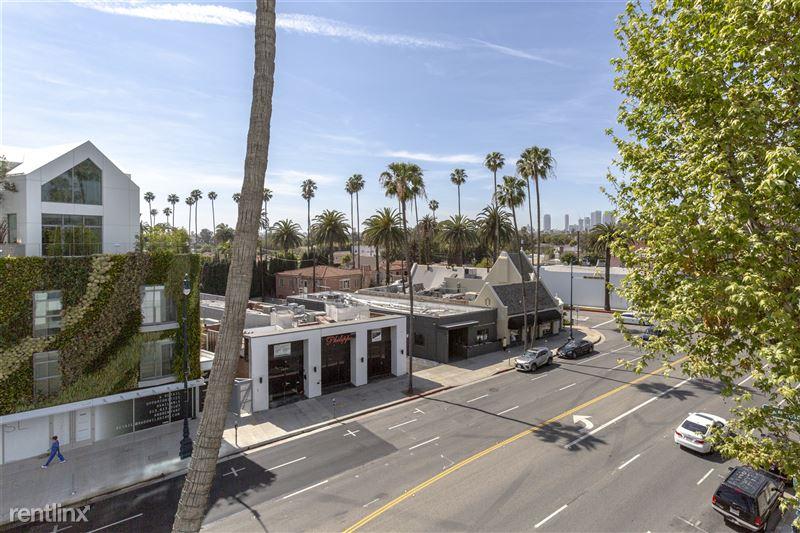 Blu Beverly Hills - 6 - 05 patio view bedroom