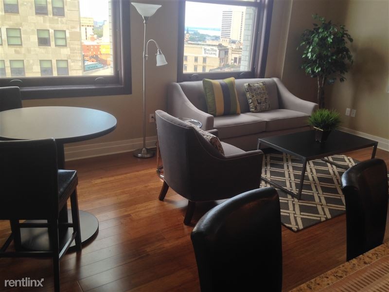 Detroit Flex-Lease/Furnished @ The David Whitney - 7 - 6-City View from snack bar
