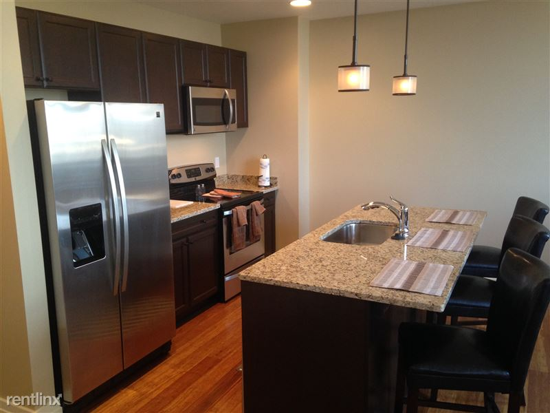 Detroit Flex-Lease/Furnished @ The David Whitney - 11 - 11-Kitchen - Granite and Stainless Steel
