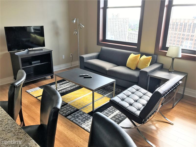Detroit Flex-Lease/Furnished @ The David Whitney - 1 - IMG_2161