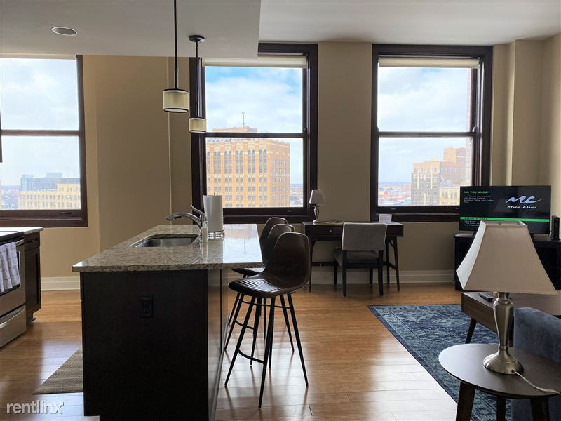 Detroit Flex-Lease/Furnished @ The David Whitney - 9 - IMG_5889