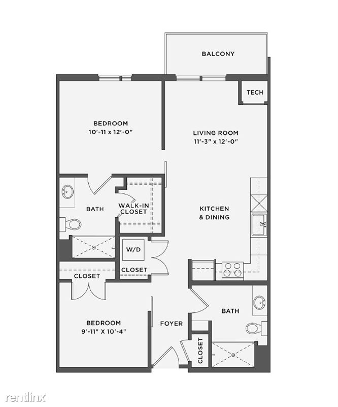The Scott #517 Floorplan
