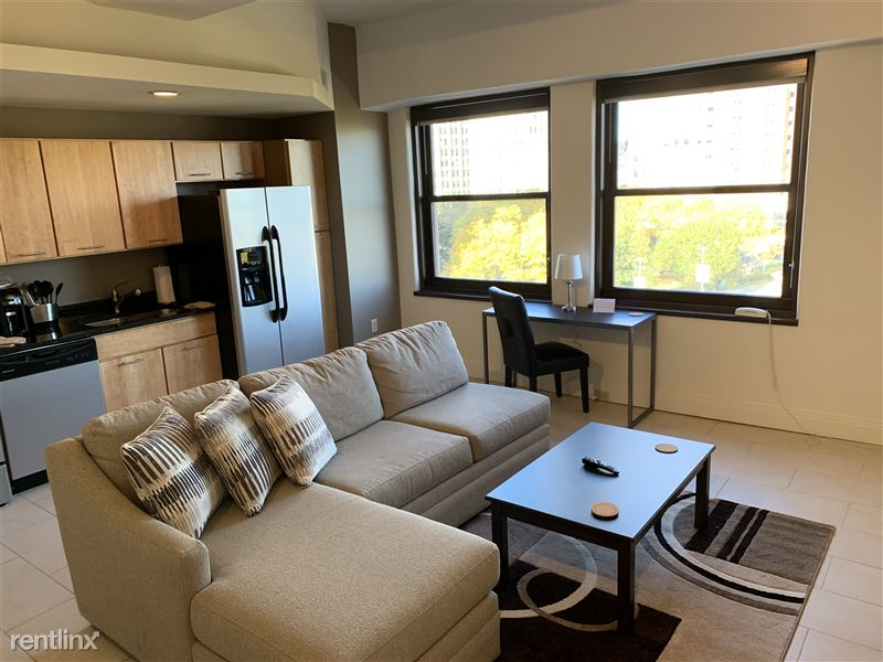 Furnished/Turnkey Apartments-Detroit & Suburbs - 1 - Broderick Tower