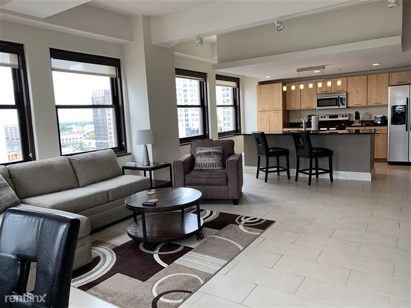 Furnished/Turnkey Apartments-Detroit & Suburbs - 5 - Broderick Tower