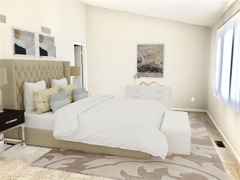 Covington Club Apartments - 1 - CCA Master Bedroom
