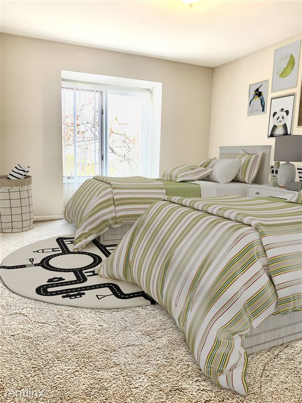 Covington Club Apartments - 2 - CCA Second Bedroom