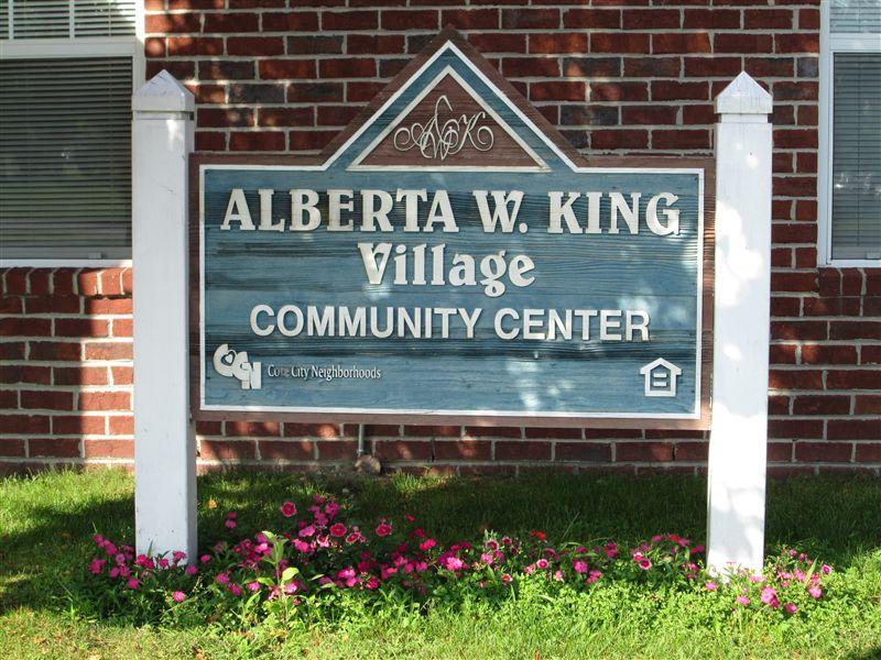 Alberta W King Village 2140 Martin Luther King Jr Blvd