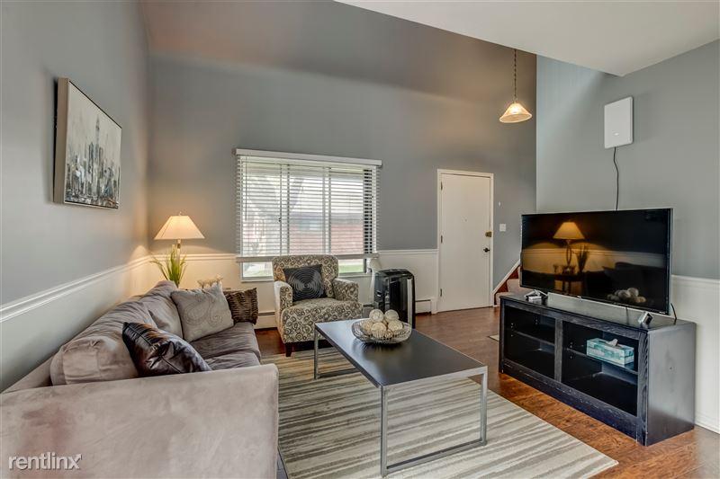 Furnished Suites in Royal Oak - 8 - Living Space 1
