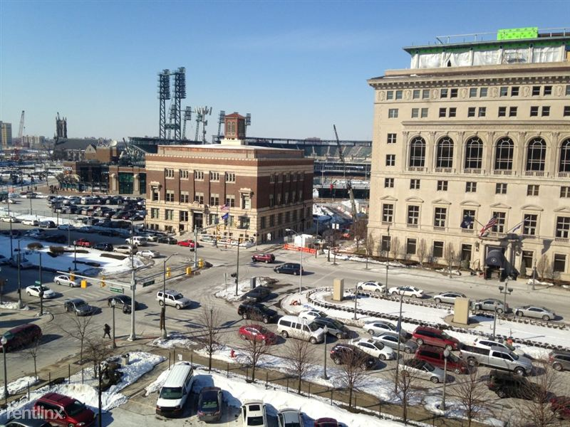 804 View of Comerica and DAC (Medium)