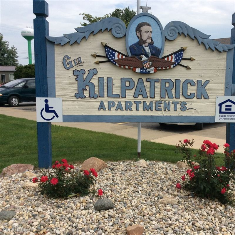 Kilpatrick Apartments (4080 1st St), Brown City, MI