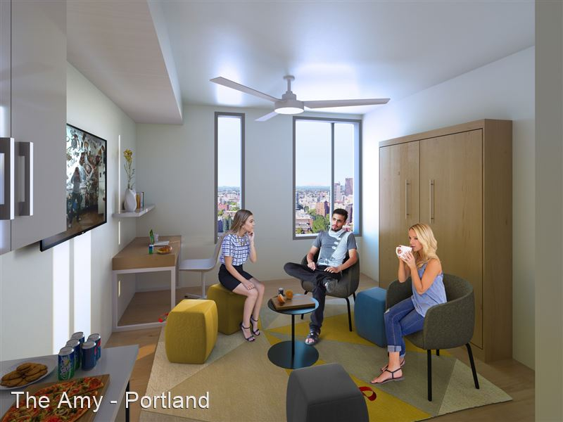 The Amy 2031 SW 10th - 5 -