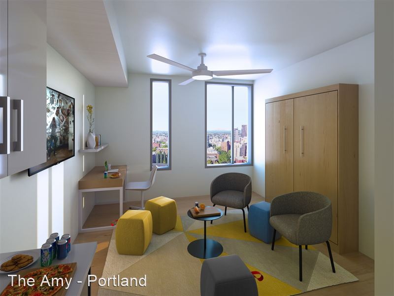 The Amy 2031 SW 10th - 6 -
