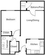 Elmhaven Manor - 1 - 1 bedroom