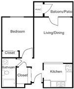 Grandhaven Manor - 1 - 1 bedroom