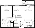 Grandhaven Manor - 5 - 2 bedroom