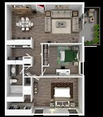 Broadway Oaks Apartment Homes - 1 - B1_3d_draft2