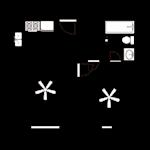 Watertower Villas Apartments - 1 - 1bed1bath-462sqft