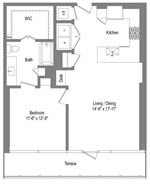 Downtown Luxury High Rise - 5 -