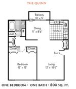 The Gables of Troy - 2 - quinn floor plan