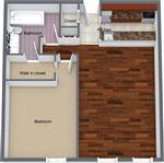 The Claridge Apartments - 2 - claridge-1x1-304-604-870sqft