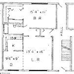 North Shore Apartments - 1 - 770 Square Feet