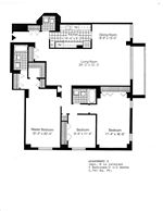 1761 - D&N - 3 bdrms 2.5 baths