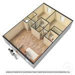 3D 2 Bedroom
