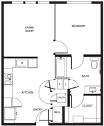 Exclusive Living at Domain - 6 Weeks FREE - 2 -