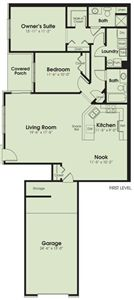 Great Floor Plan!