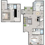 The Azul Apartments - 2 - B!