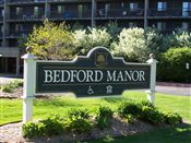 Bedford Manor Site Sign