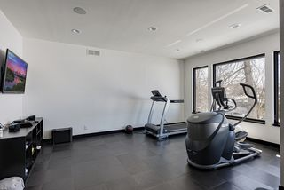 Work Out Room Adjacent to Owners Suite