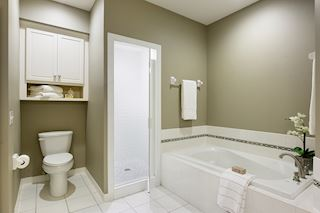 Master Bath Shower Has Been Updated