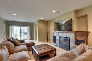 Walkout lower level - wonderful gas fireplace