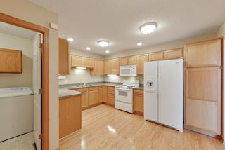 Spacious Kitchen with easy access to Laundry & Garage