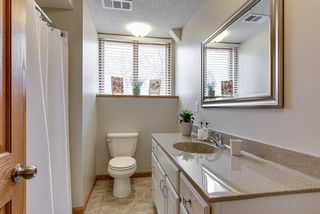 Lower level 3/4 bath.   Updated within the last 6 years.