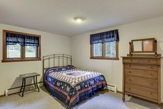 Fourth bedroom in lower level with 3/4 bath down the hall