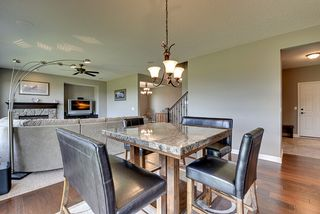 Informal Dining Room to Family Room