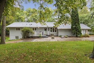 Charming country home nestled on 12 acres, perfect horse set up!
