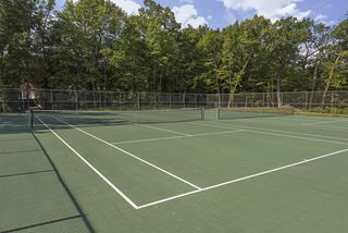 Updated Tennis Courts