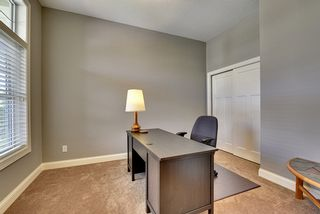 Wonderful office with large closet and front window