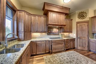 Full kitchen in clubhouse for entertaining and enjoying