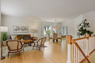 Gorgeous Hardwood Floors Added By Current Owners