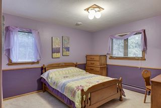Three bedrooms on main level are good size with ample closet space.
