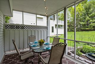 Amazing Screened Porch