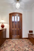 Front Door and Entry Hall