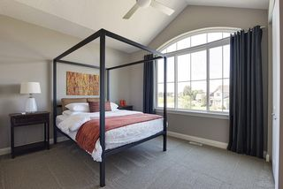 4th bedroom with massive window and views...