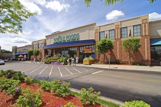Calhoun Commons- one of 2 shopping centers several blocks away