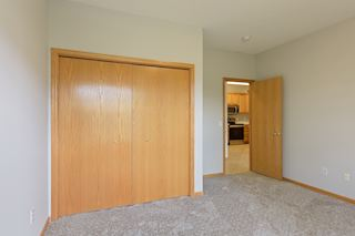 Great sized closet in 2nd bedroom.