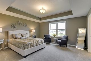 Master Bedroom with Siiting area
